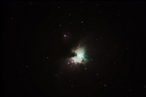 M42, Messier 42, Orion Nebula