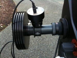 Off Axis Guider with Starshoot Pro and Starshoot Autoguider