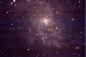 M33, Triangulum Galaxy, CPC 1100