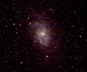M33 in Televue NP101is