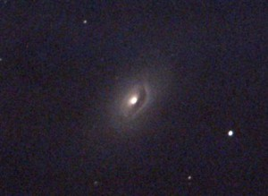 M64, The Black Eye Galaxy