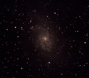 M33 on NP101is with 1.5x Imaging Extender