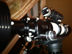 Televue NP101is Focuser