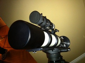 Televue NP101is 4 inch APO Refractor