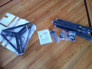 Unpacking and Assembling the JMI Wheeley Bars
