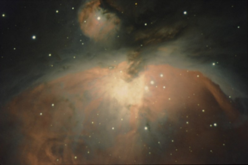 M42, The Orion Nebula, Celestron CPC 1100, HD Wedge