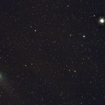 M15 and Comet Garradd